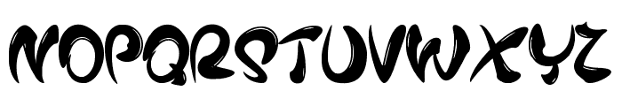 Mafieso Font LOWERCASE