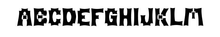 Mage Font LOWERCASE