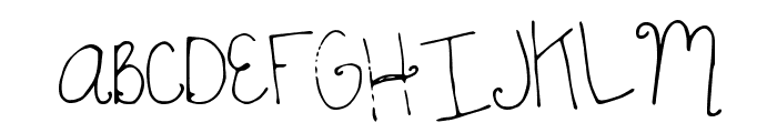 MagicBeauty Font UPPERCASE