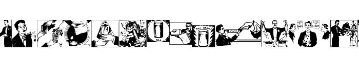 MagicCatalog1 Font LOWERCASE