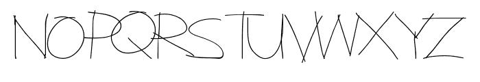 MagicStatus Font UPPERCASE