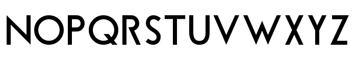 Magical Stylish Sans Serif Demo Font UPPERCASE