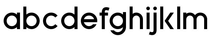 Magical Stylish Sans Serif Demo Font LOWERCASE