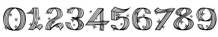 Magical Unicorn Light Font OTHER CHARS