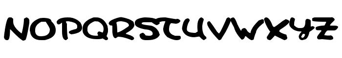 Magical Wands Font UPPERCASE