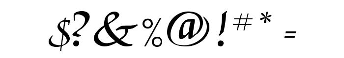 Magik Font OTHER CHARS