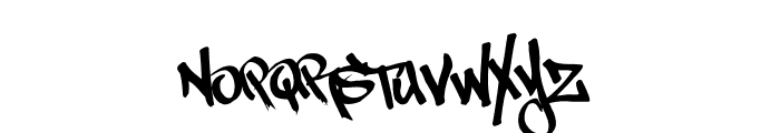 MagikMarker_Free Font LOWERCASE