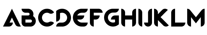 MagmawaveCaps-Bold Font LOWERCASE