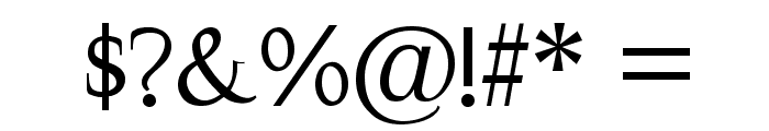 Magnificent Font OTHER CHARS