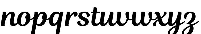 Magnolia-Script Font LOWERCASE