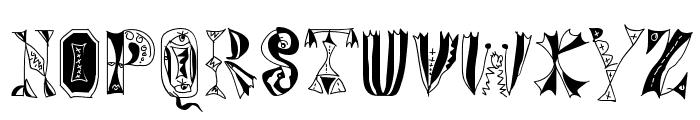Magyarish Font LOWERCASE