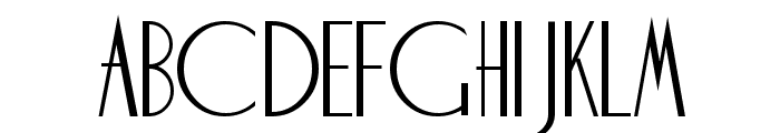 Maharlika Font UPPERCASE