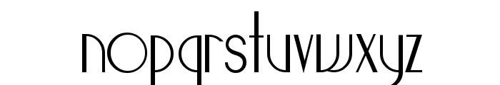 Maharlika Font LOWERCASE