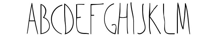 MaiLinh Font UPPERCASE