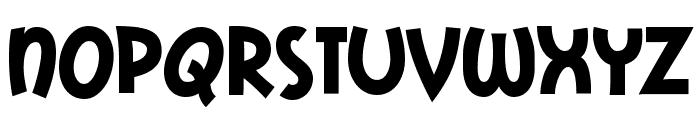 MailRayStuff-Regular Font LOWERCASE