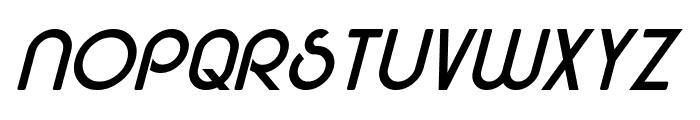 Majel Italic Font LOWERCASE