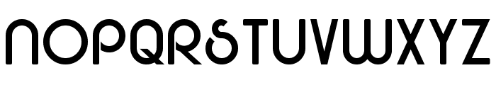 Majel Font UPPERCASE
