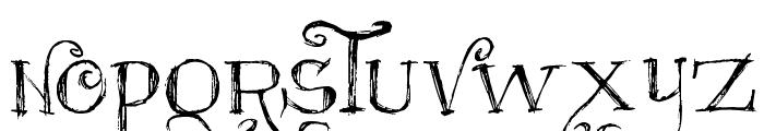Majestrick Font UPPERCASE