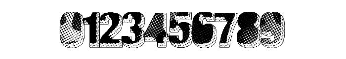 MajorBlack Font OTHER CHARS