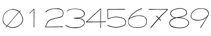 MajorKong-Regular Font OTHER CHARS