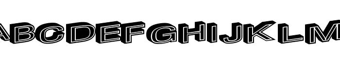 MakeImpact Font UPPERCASE