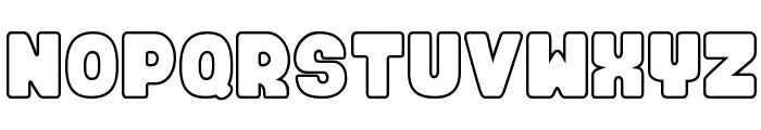 Maki & Fugu Font UPPERCASE