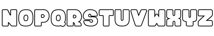 Maki & Fugu Font LOWERCASE
