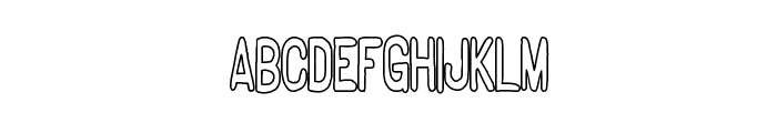 MakingIdeas Font UPPERCASE