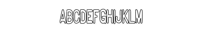 MakingIdeas Font LOWERCASE