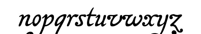 MalaTestaCK Font LOWERCASE