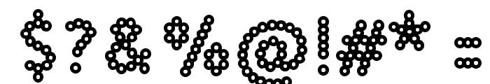 MalacheCrunch-Regular Font OTHER CHARS