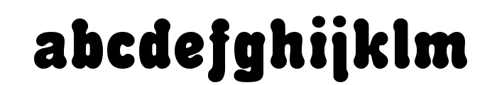 Malahit Bold Font LOWERCASE