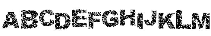 Malapropism Font LOWERCASE