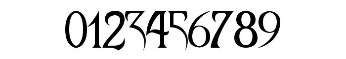 Maleficio Font OTHER CHARS