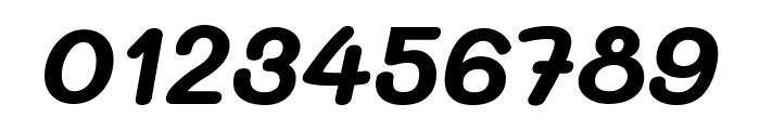 Mali Bold Italic Font OTHER CHARS