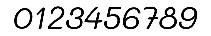 Mali Italic Font OTHER CHARS