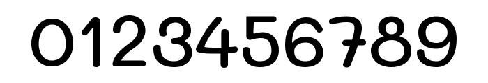 Mali Medium Font OTHER CHARS