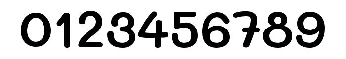 Mali SemiBold Font OTHER CHARS