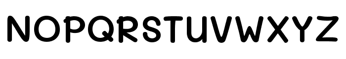 Mali SemiBold Font UPPERCASE