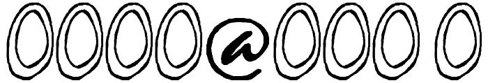 Malkmus_erc_001 Font OTHER CHARS