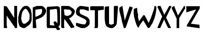 Malkmus_erc_001 Font LOWERCASE