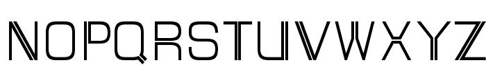 Mallary Font UPPERCASE