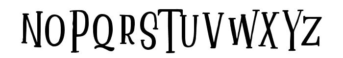 MallicaFairytaleDEMO Font UPPERCASE