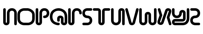 MamaRound Font LOWERCASE