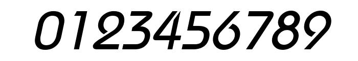Mandala Italic Font OTHER CHARS
