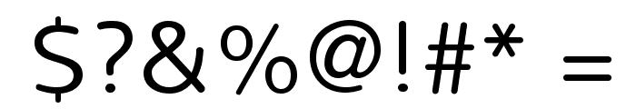 Mandali Font OTHER CHARS