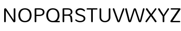 Mandali Font UPPERCASE