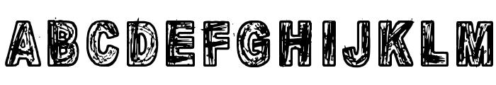 Mandelio Di Paedre Font LOWERCASE