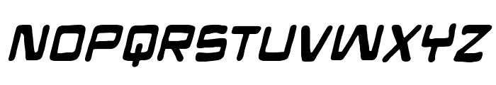Mandroid BB Bold Font UPPERCASE