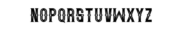 Mangarans II DEMO Font LOWERCASE
